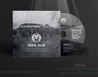 MIKE DUB • WARM UP SET • FKOA2017 • Sleeve Design