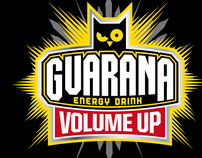 Guarana Volume Up | Limited Edition Packaging 2011