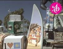 o2 robots | tvc