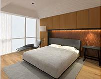 Apartment in Lippo Karawaci - Design Concept