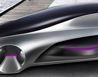 Mercedes Benz Timeless Concept