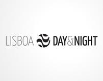 Lisboa Day & Night Branding