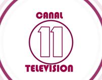 53 AÑOS ONCE TV MÉXICO