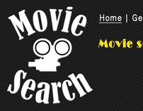MOVIE SEARCH WEB DESIGN AND USABILITY