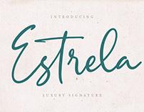Estrela Script Font