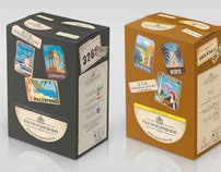 Mastri di San Basilio // Packaging