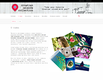 Web site and banners design