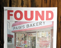 Paw's Bakery [lost dog]