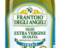 Frantoio degli Angeli // Label