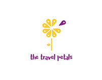 The Travel Petals. (Branding)