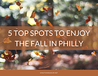 5 Top Spots to Enjoy the Fall in Philly