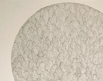 Circle trama ink