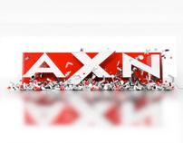 AXN / Style Frames