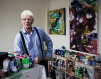 Artists of the Wimbledon Art Studios