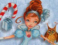 Sint Nicolaas & Christmas   Cartita Design ©2011