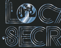 LOCAL SECRETS TYPOGRAPHY