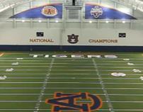 Advent & Auburn's Football Practice Facility