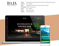 Web Design and Development - Restaurant in Switzerland