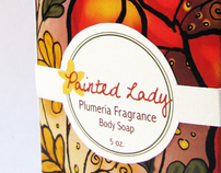 Painted Lady Soap