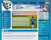 Gamegol - MMO game