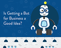 Infographic - Is Getting a bot for business a good idea