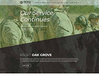 Web Design for Oak Grove Technologies