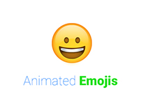 Animated Emojis