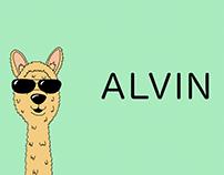 Alvin the Alpaca