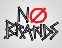 """No Brands"""