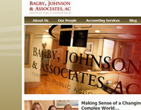 Bagby Johnson Web Design