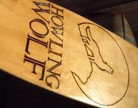 Howling Wolf Longboard