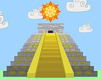 2015 GGJ(Global Game Jam) Rebirth game art