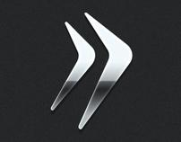 Hybrid Performance Emblem