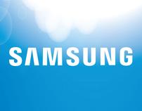 Samsung Wave Branding