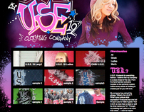 U.S.E. 19 Clothing Site