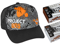 Project 805 Cigar Swag-Trucker Hat, Sample Box and Cutt