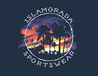 Islamorada Sportswear Apparel Design