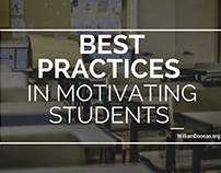 Best Practices in Motivating Students