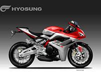 HYOSUNG GD 300 S CONCEPT