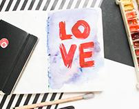 Inside My Sketchbook 2016-2018