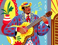 La Lotería Google Doodle