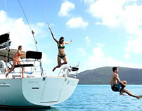 The Whitsundays: TVC shot on a SmartPhone