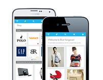 Mobile App Design - Shopping App