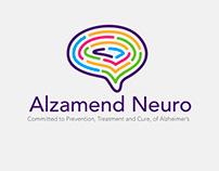 Alzamend Branding and Website