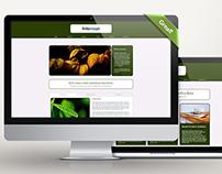 Intercept Corporate Website Template