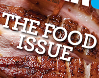 The Food Issue 2015