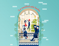 Christmas Card BDB