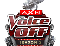 AXN The Voice Off