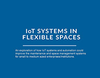 IoT for Flexible Spaces