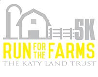 Branding: Katy Trail Run for the Farms 5K